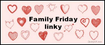 Family Friday linky