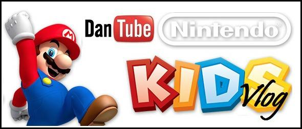 Vlog: The #NintendoKids event
