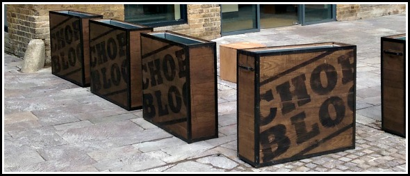Chop Bloc review: Chelmsford