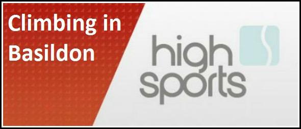 Climbing at High Sports, Basildon