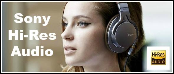 Sony Hi Res