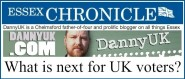 Essex Chronicle – What is next for UK voters?