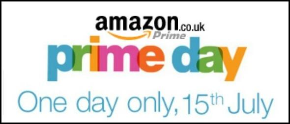 Amazon Prime day – Get a Free Trial of Amazon Prime.