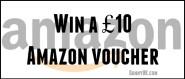 Competition: Win a £10 Amazon voucher