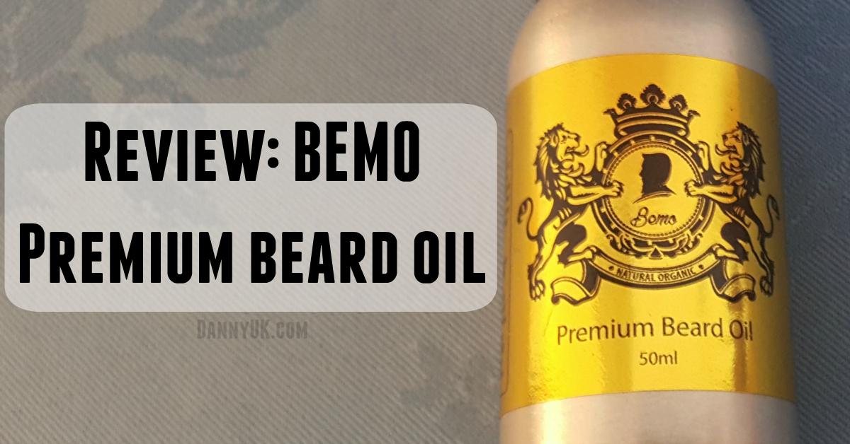 review bemo premium beard oil dannyuk. Black Bedroom Furniture Sets. Home Design Ideas