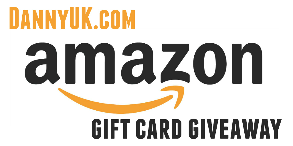 gift card giveaway uk